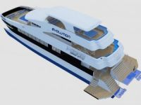 Incat Designs Dive vessel for down under cruise & dive