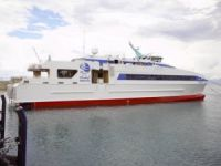 Austal Catamaran Ready to Join ADNOC Fleet