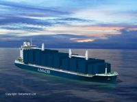 Ship of the Future: Container Feeder