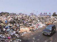 Rubbish Crisis Shuts Down Beirut Port