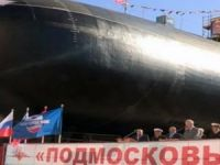 Russian Submarine Retrofitted for Research
