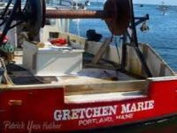 Fishing Boat Catches Fire off Maine