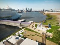 Greenwich Cruise Liner Terminal Given All-Clear