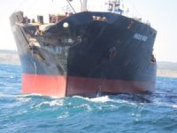 Vessels Collide Near Northern Entrance – INCIDENT PHOTOS