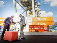 RWG's Highly Automated Terminal Opens for Business