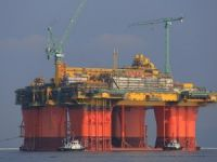 Samsung Heavy Industries Launches World's Largest Semi-Submersible