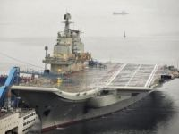Satellite Images May Show China's First Domestically Built Aircraft Carrier