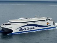 Incat Tasmania Wins Super Ferry Order from Mols-Linien