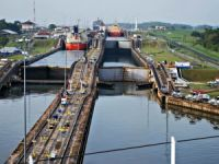 Panama Canal Sets Annual Tonnage Record