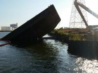 Part of Houston Channel Closed Due Tug-and-Barge Sinking