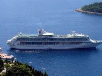 Royal Caribbean Cruise Ship Catches Fire in the Mediterranean