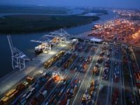 Container Volumes Jump at Georgia Ports