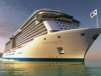 Majestic Princess to Test Her Metle in the Med before Sailing to Asia