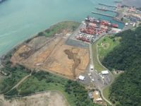 PSA Panama International Terminal Makes Way for Mega Ships