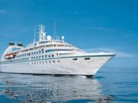 Windstar Cruises' Ship Runs Aground off Panama