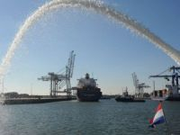 Record Year for VLCCs in Port of Rotterdam