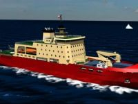 VARD To Design Icebreaking Vessel For Chilean Navy