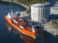 First US LNG export vessel to reach Brazil: Cheniere