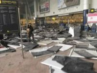 Two explosions at Brussels airport!