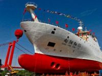 """China's Brand New """"Flagship"""" Research Vessel"""