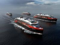 Kleven to Build Up to Four Expedition Vessels for Hurtigruten