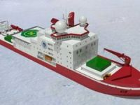 ABB Azipods Selected for First Chinese-built Icebreaker