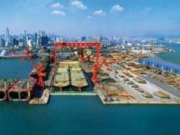 Major restructuring of northern Chinese yards