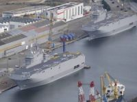 First of Two Mistral Warships Delivered to Egypt