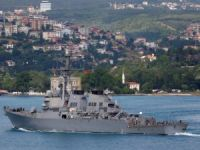 U.S. Navy Destroyer in Black Sea Stokes Tensions with Russia