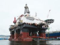 Hyundai Heavy Delivers World's Largest Semi-Submersible Drilling Rig