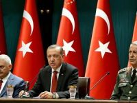 Erdogan tells Turks to continue anti-coup protests