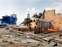 Adani adding ship recycling plant at Mundra