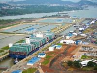 Draft limit expanded for NeoPanamax vessels using new Panama Canal locks