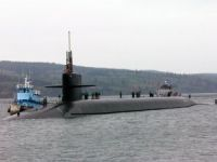U.S. Navy: Nuclear-Powered Sub Collided With Support Vessel