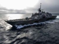 Littoral Combat Ship USS Freedom Suffers Engine Casualty