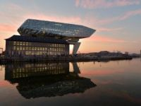 Port of Antwerp Opens Awe-Inspiring New Headquarters
