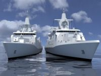 Contract for $4.5 Billion German Multi-Role Warships Delayed
