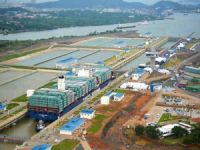 Expanded Waterway Pushes Panama Canal's Tonnage Up