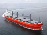 SR Shipping in for another Japanese supramax