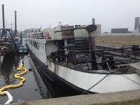 Three people injured after fire on board of passenger vessel MPS Element in Netherlands