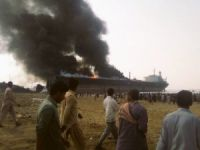 Dire safety conditions revealed in wake of Gadani fire as death toll feared to surpass 100