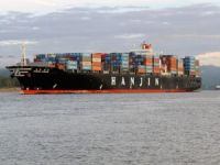 KDB assembles 4 Hanjin boxships in Hong Kong for sales inspections