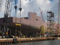Jones Act boxship and conro investment of $2bn rolling in