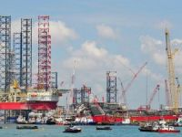 Sembcorp Marine offloads stake in Cosco Shipyard