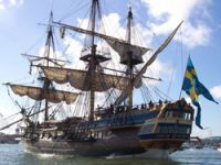 Gotheborg relives history on seas