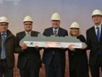 Steel Cut for Celebrity Cruises' New Edge Class Ship