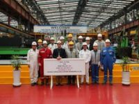 Teekay Cuts Steel for Second Yamal LNG Icebreaker