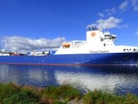 Swedish Orient Line Adds Three Ice Class RoRo Ships