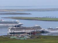 Scottish Ports Gear Up for 8th Record Cruise Season