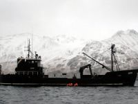 Two seamen are missing after supply vessel Exito sank off Dutch Harbor